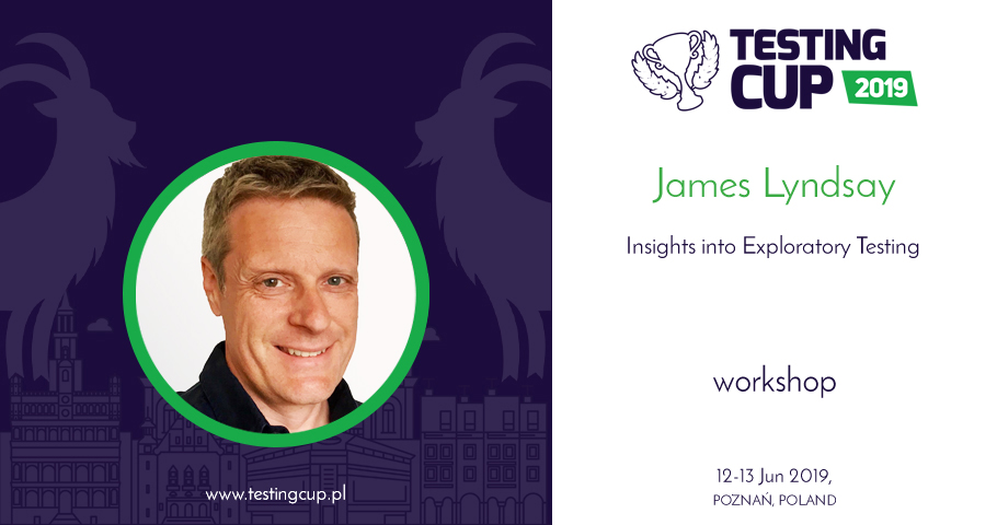 James Lyndsay: Insights into Exploratory Testing