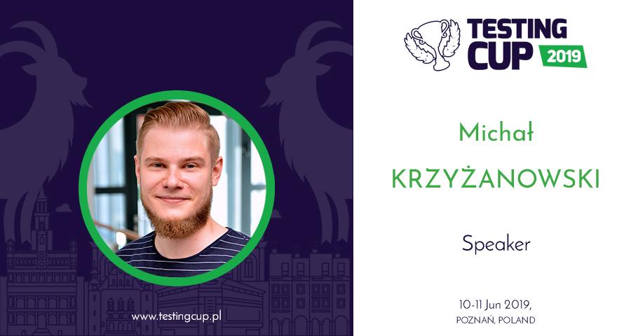 speaker-michal-krzyzanowski